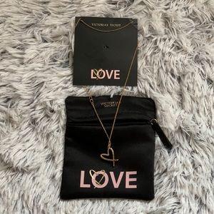 Victoria's Secret Love Necklace